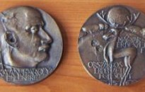 Emlékoszlopot avattak Kaán Károly tiszteletére Debrecenben