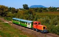 Ötvenszázalékos vasúti kedvezmény a Balatonfenyvesi Kisvasút Napjára