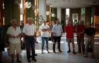 Kiállítással ünnepelték a magyar fotográfia napját a kanizsai fotósok