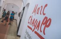 Eddig 13 ezren látták a lendvai Chagall-kiállítást