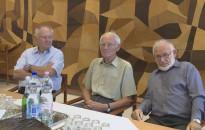 Születésnapos pedagógusokat köszöntött a Nagykanizsai Városvédő Egyesület