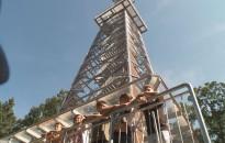 Felment a 48 méter magas nyereményre a legfittebb kanizsai osztály