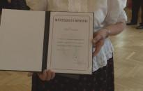 Művészeti Nívódíjat kapott a MAMIK Hagyományőrző Dalkör