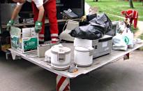 Ősszel is leadhatjuk veszélyes és elektronikai hulladékainkat