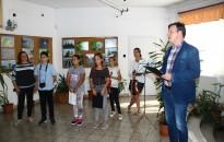 Fotókiállítás nyílt a Bolyai-iskola galériájában