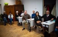 50 éves érettségi találkozót tartottak a Piarista-iskolában