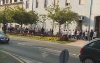 Tízezer lépést tettek a beteg gyerekekért vasárnap délután