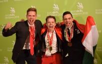 Gyorshír: Miklósfai bronzérem a szakmák Európa-bajnokságán