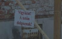 Felújítják a Móricz Zsigmond Művelődési Ház tetőszerkezetét