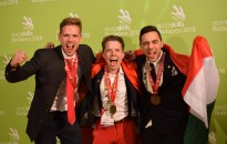 Miklósfai bronzérem a szakmák Európa-bajnokságán