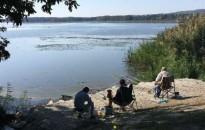 Célegyenesben a horgászhelyek rekonstrukciója a Kis-Balatonnál