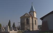 Javában tart a kiskanizsai temetői kápolna felújítása