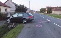 Ügyészségen a hídnak ütköző lengyel sofőr balesete