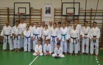 Kesic Bogdan shotokan karate nagymester szemináriuma Kanizsán