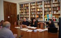 A Veszprémi Törvényszék munkatársai ismerkedtek a beszédfelismerő programokkal kapcsolatban, Zalában már kialakított jó gyakorlattal