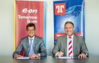 Együtt világít az E.ON és a Tungsram  – Kistelepüléseken is fenntartható lesz a közvilágítás