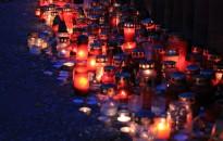 Óvatosságra int a katasztrófavédelem a mécsesek, gyertyák miatt