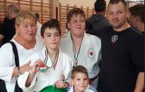 Nagy Adrián Vajk bajnoki címet hozott