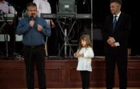 Kovásznai testvérgyülekezet látogatott a kanizsai reformátusokhoz