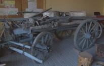 Folyamatosan bővül a szepetneki helytörténeti kiállítás anyaga