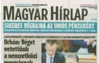 Magyar Hírlap - Izer Norbert: inkább a bérek emelkedjenek utalványok helyett