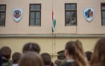 Címereket avattak a Zrínyi-iskolában