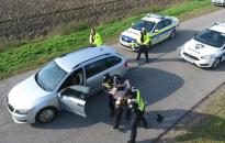 Határokon átívelő rendőrségi közös gyakorlat