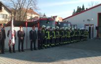 Tűzoltóőrsöt avattak Letenyén