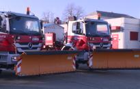 Felkészült a télre a Netta-Pannonia Kft.