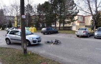 Ügyészségre került az autóval kerékpárost elsodró kanizsai nő ügye