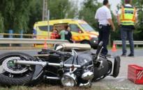 Halálos motorbaleset történt Böhönyén