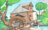 Az én műemlékem, rajz és fotó pályázatát iskolásoknak