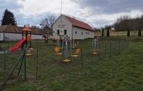 Szabadtéri fitneszpark épült Zalaújlakon
