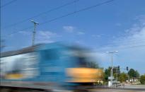 Halálra gázolt egy embert a vonat Balatonboglár közelében