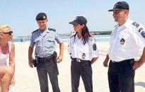 Idén is lesznek magyar rendőrök Zadar és Pula környékén
