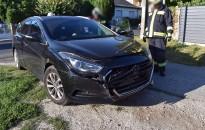 Kilenc baleset történt Zalában pénteken, a Keszthelyen elütött motoros súlyos sérülést szenvedett
