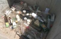 Az üveghulladékokra is kiterjesztik a házhoz menő hulladékgyűjtést