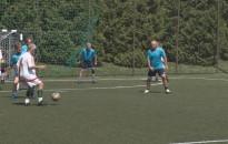 A Mindenki Sportpályáján tartották a veterán focibajnokság országos elődöntőjét