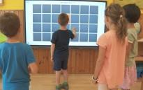 A kiskanizsai óvoda is nyert a Digitális Témahét 2021 pályázaton