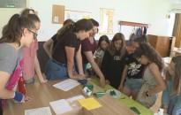 Pályaorientációs napon vettek részt a Kiskanizsai Általános Iskola diákjai