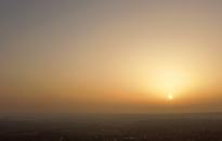 Hőség - Forróság és sivatagi por érkezik Afrika felől