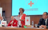 Magyar Vöröskereszt – Közel 100 év után újra női elnök a szervezet élén