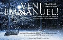 Karácsonyi hangverseny - Veni Emmanuel