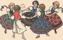 Aprók tánca