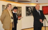 A Kanizsai Képző- és Iparművészek  Egyesületének adventi kiállítása és vására