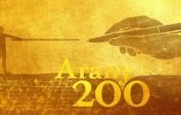 """""""Arany 200""""- képeslap kiállítás"""