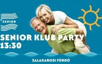 Senior Club Party