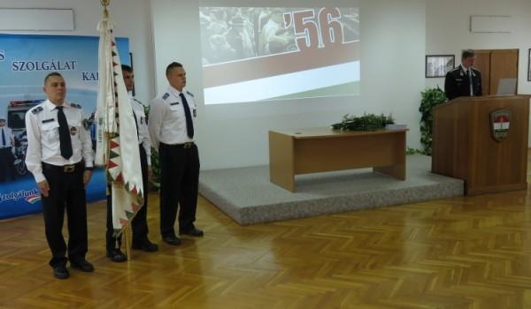 Elismerések a zalai rendőröknek