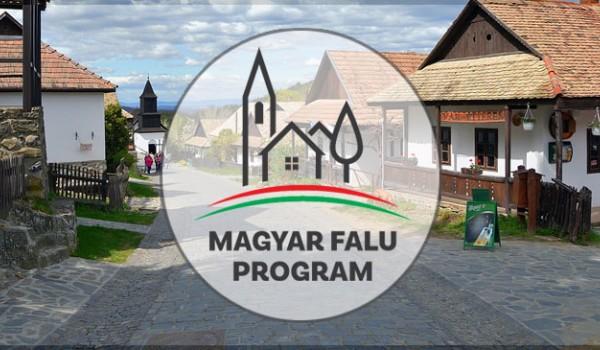 Magyar falu program - Több száz fejlesztés indul