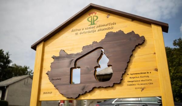 A szabad házi pálinkafőzés 10. évfordulóját ünnepelték Becsehelyen